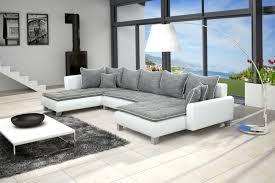 canape d angle bicolore canapé d angle cado bicolore gris blanc belfurn