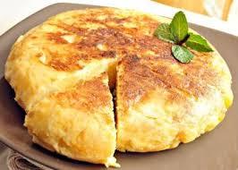cuisine espagne tortilla de patatas recettes de cuisine espagnole