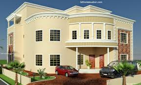 villa plans 3d front elevation com oman new arabian villa plan design duplex