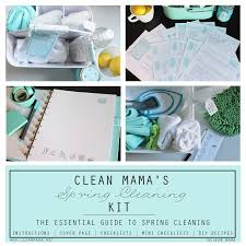 How To Get Your Home Ready For Spring by Spring Cleaning Archives Page 2 Of 4 Clean Mama
