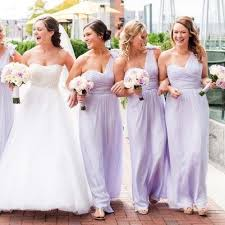 amsale bridesmaid amsale dresses skirts lilac bridesmaid dress size 8