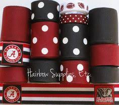alabama ribbon ribbon msu colors mississippi state