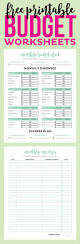 Happiness Worksheets Simple Free Printable Budget Worksheets Printable Crush