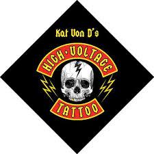 high voltage tattoo store