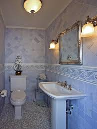 Blue Tile Bathroom by Beach U0026 Nautical Themed Bathrooms Hgtv Pictures U0026 Ideas Hgtv