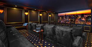 Home Theatre Design Los Angeles Luxury Home Theater Design In Miami Fort Lauderdale And West Palm