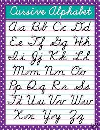 how to write i in cursive 33 best homeschool cursive images on cursive