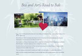 wedding gift surabaya eco gift list ideas buy our honeymoon paperless wedding