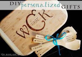 personalized cutting board the moon and me diy personalized cutting board