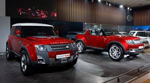 range rover defender 2018 2018 land rover defender to employ a modern design motoraty