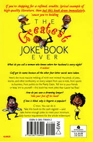the greatest joke book ever mel greene 9780380798490 amazon com