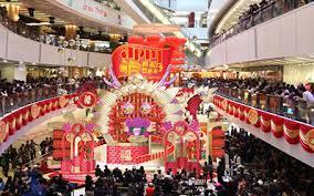 new year shopping shopping seasons in china
