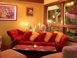 Orange Livingroom by Red And White Living Room Decorating Ideas Red And Black Living