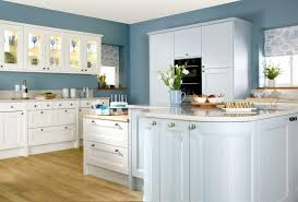 kitchen style superior blue kitchens 5 cornflower blue paint