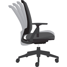 Executive Office Chairs Fabric Lota Series Mesh Mid Back Work Chair By Hon Hon2281va10t
