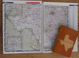 Texas travelers notebook images Choose your own state lines leather traveler 39 s notebook red pen png