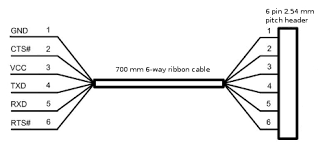 mendel usb and power connector reprapwiki