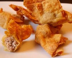 cuisine plus tv recettes ravioli vietnamiens frits fried ravioli apéro et