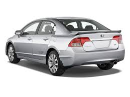 2009 honda civic reviews and rating motor trend