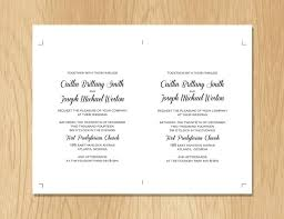 Wedding Invitation Wording From Bride And Groom Sample Wedding Invitations Wording Wedding Invitation Templates