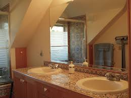 Mexican Tile Backsplash Kitchen by Mediterranean Master Bathroom With Double Sink U0026 Mexican Tile
