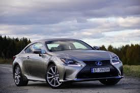 lexus is 300h norge test lexus rc 300h luxury bil og motorbloggen