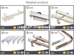 Different Types Of Curtain Rails Different Types Of Curtain Sliding Rail With Pulley System View
