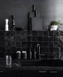 A Study With Walls In by Kitchen Of The Week A Study In Black By Designer Nicole Hollis