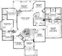 montgomery homes split level floor plans split level house plans