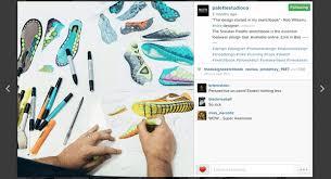 sneaker designer tip 118 draw with palette sketchbook for shoe designer