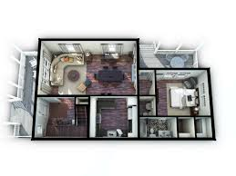 bedroom apartmenthouse plans images on captivating small efficient