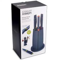 ustensile de cuisine joseph joseph design bloc 6 couteaux de cuisine joseph joseph design
