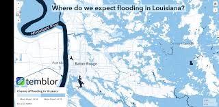 Flood Zone Map Florida by Louisiana Floods Are U201chistoric U201d But Not Surprising Temblor Net