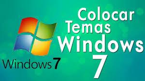 colocando temas windows 7 windowblinds youtube