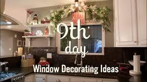decorations garland window ideas 9