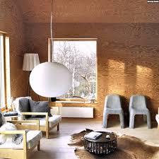 Einrichtung Teppich Wohnzimmer Rustikale Lnadhausstil Einrichtung Wohnzimmer Holz Farbe Wand Pelz