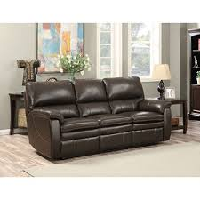 Reclining Sofas Leather Top Grain Leather Reclining Sofa Sam S Club
