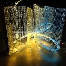 Fiber Optic Home Decor Rave Party Decorations Lighting Made From Pmma Lighting Fiber