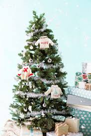 trim your tree with sweater ornaments this season