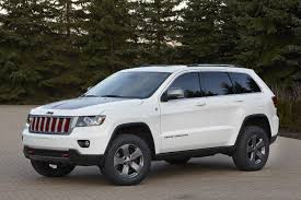 jeep commander silver 2012 jeep grand cherokee trailhawk concept pictures news