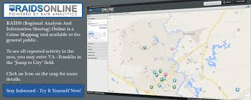 Crime Mapping Com Resources City Of Franklin Police Department