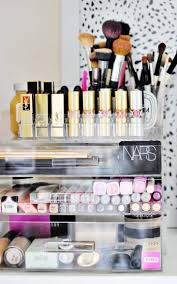 diy makeup storage containers