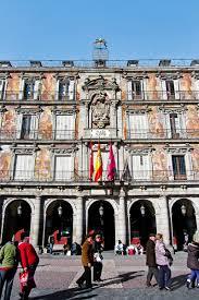 plaza mayor madrid spain partaste