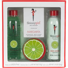 margarita gift set skinnygirl gift set margarita bath kit walmart