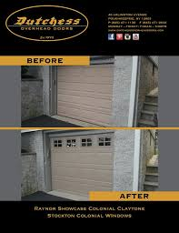 Overhead Garage Door Inc 28 Best Garage Door Before After Makeover Pictures Images On
