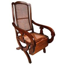 19th century british colonial reclining chair british colonial