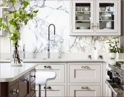 polished marble backsplash fleurette marble mosaic oriental