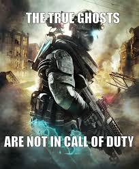 Cod Ghosts Meme - cod ghosts has nothing on ghost recon gaming