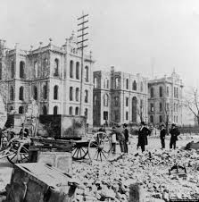 Great Chicago Fire Map by 5 Lessons The World Can Learn From One Of History U0027s Most Intrepid