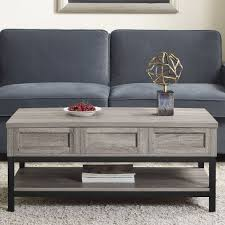 laurel foundry modern farmhouse omar coffee table with lift top
